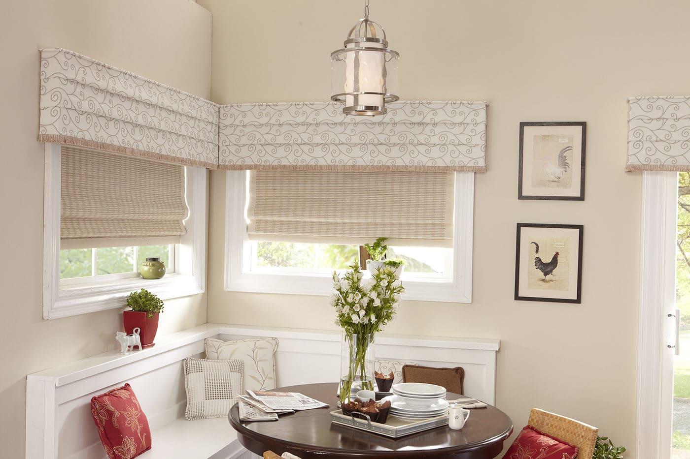Cornice-Hobbled-Shade-Fabric-Window-Treatments-Curtains-Drapes-Draperies-Blinds-Horizon-Breakfast-Nook-1400x933
